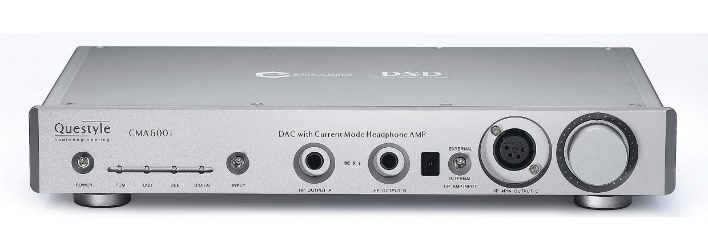 CMA600i: Reference DAC og hovedtelefonforst&aelig;rker i klasse A<br>