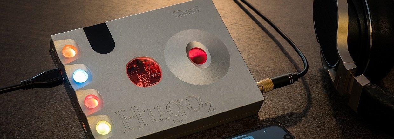 Chord Hugo2 - fagpressen siger: Verdens bedste portable DAC/hovedtelefonforst&aelig;rker<br>